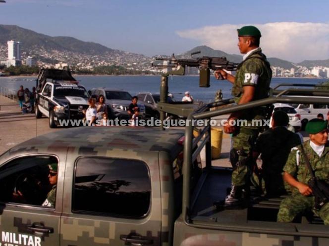 Estados Unidos emite alerta de viaje para Acapulco por violencia