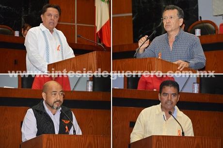 Diputados de Morena realizan pase de lista de los 43, en Congreso; anuncian Comisión de la Verdad