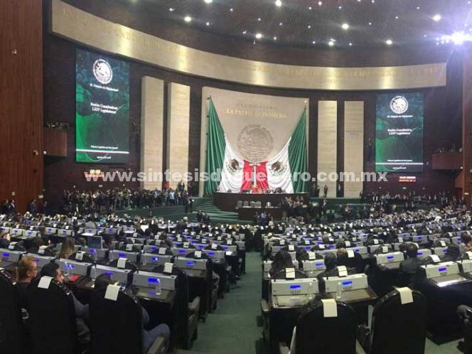 Pluralismo llega a su fin; inicia legislatura con mayoría morenista