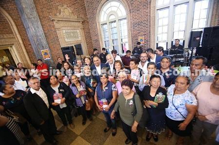Histórico los recursos entregados en el programa 3×1 de migrantes en Estados Unidos: Héctor Astudillo