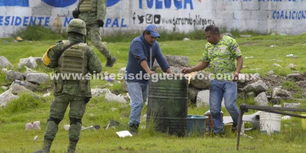 Cárteles y hasta empleados de Pemex participan en el robo de hidrocarburos