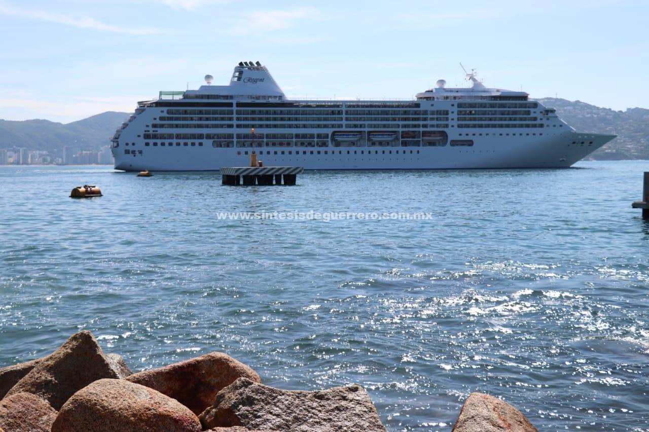 En Guerrero, hoy da inicio la Temporada de Cruceros 2018 – 2019.