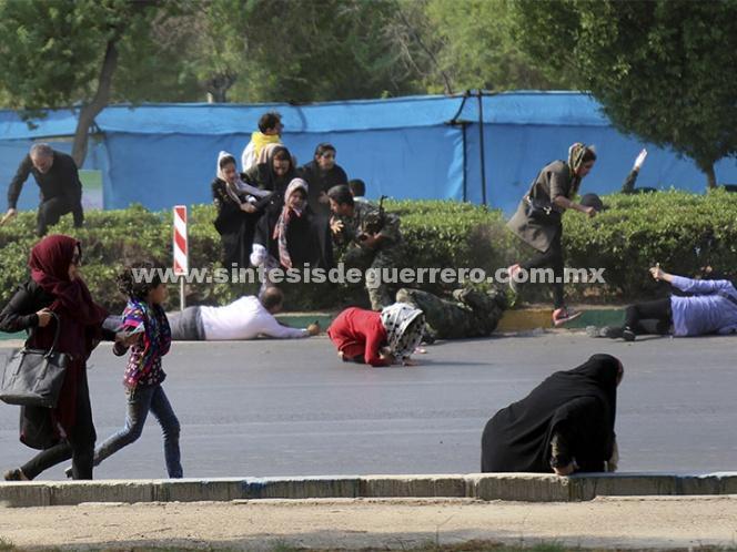 Ataque en Irán durante desfile militar causa al menos 24 muertos