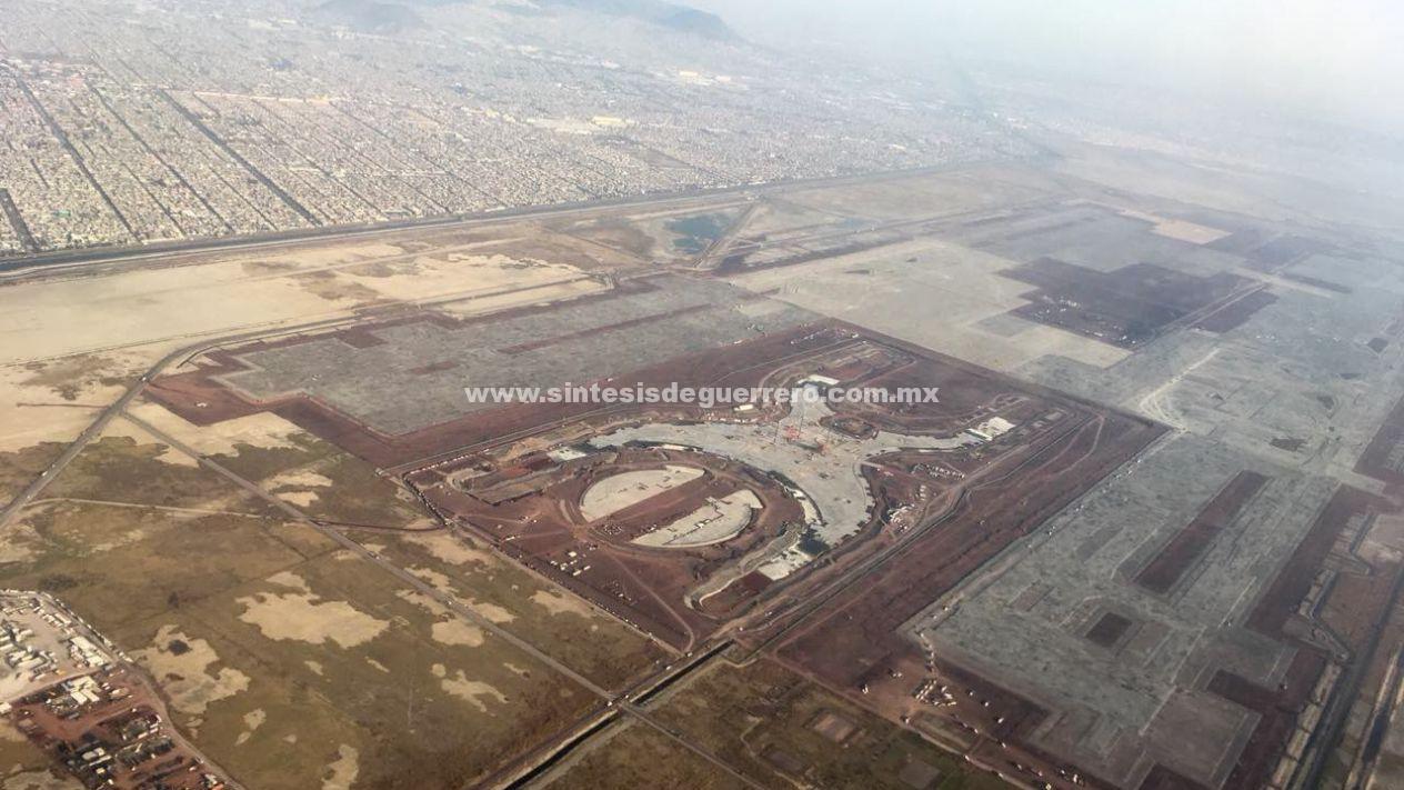 63% respalda el aeropuerto en Texcoco