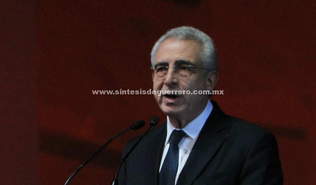 Ernesto Zedillo: seguí una política equivocada contra las drogas