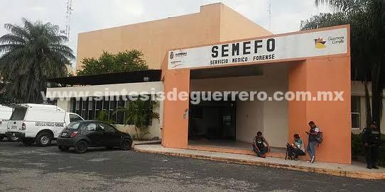 Más de 600 cadáveres sin identificar, permanecen en Semefos de Guerrero