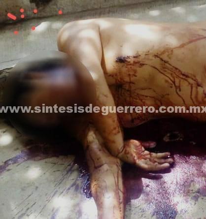 Sujeto asesina a su hermano cuando se embriagaban juntos, en Atlamajalcingo