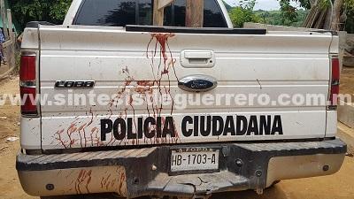 Pugna interna de la UPOEG deja tres comunitarios muertos en San Marcos