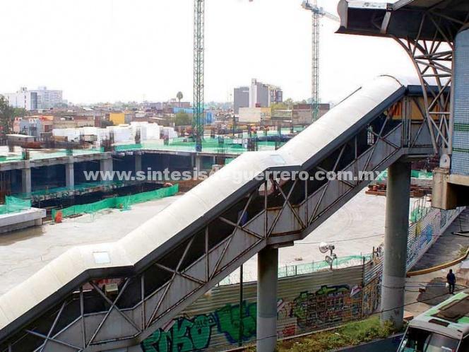 Se hunde el Metro de la Ciudad de México; urge aplicar acciones