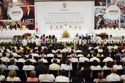 (Video) Sociedad Civil respaldará gestión de Adela Román