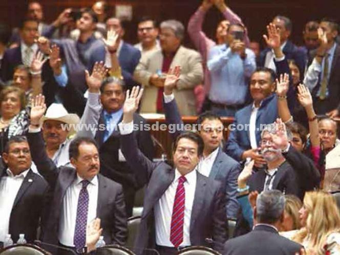 Morena presenta plan de austeridad; incluye quitar pensión a expresidentes