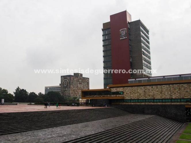 UNAM firma pliego petitorio de CCH Azcapotzalco