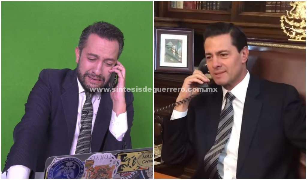 VIDEO: 'Lord Peña' hace llorar a Chumel Torres durante llamada telefónica