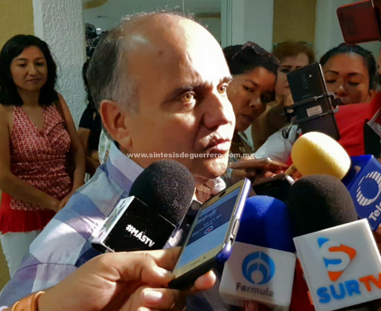Guerrero no es un estado fallido, en Guerrero sí hay gobernabilidad, responde Añorve a Nestora; son declaraciones sin sustento y sin fundamento.