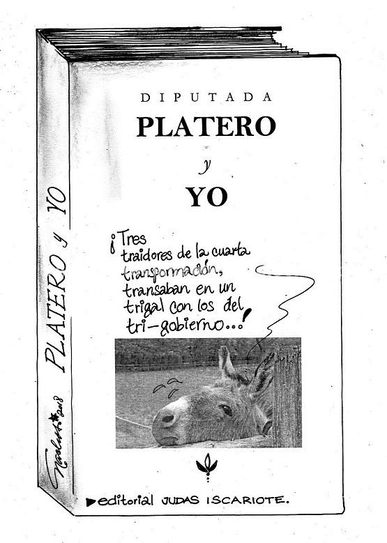 El Cartón de Nacho´s:  PLATERO Y YO