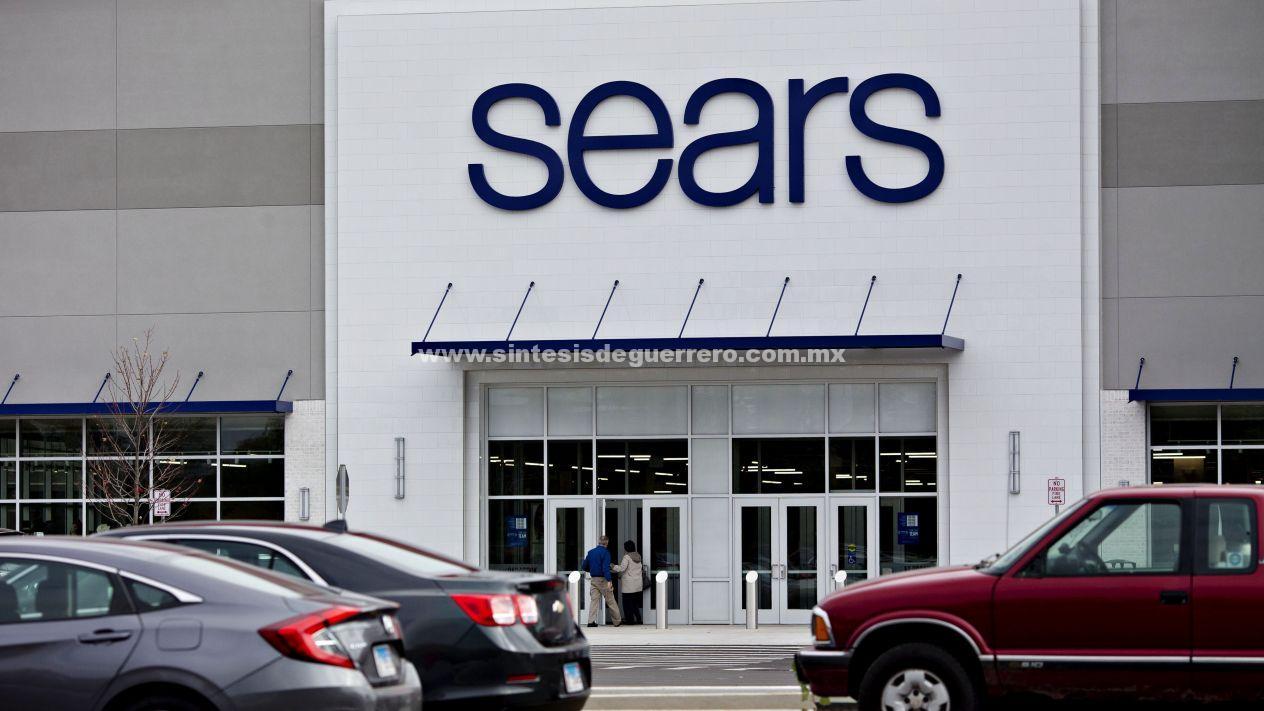 Mientras en EU va a bancarrota, Sears se expande en México