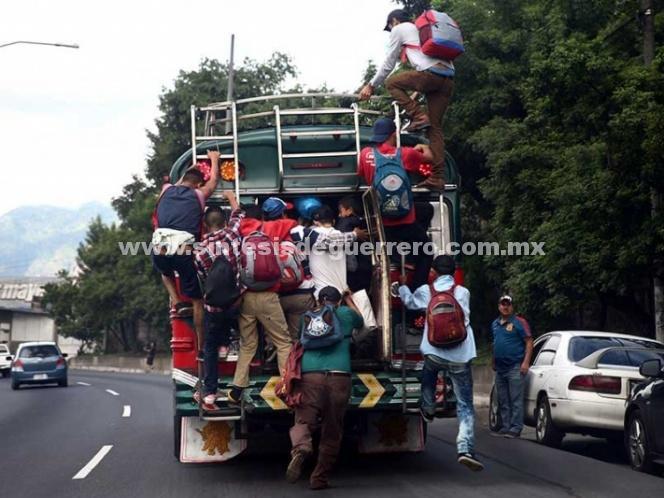 Conflicto por caravana migrante no afectará firma del T-MEC: Guajardo