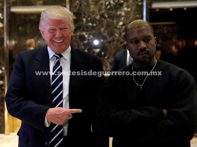 Kanye West visitará a Trump para darle consejos