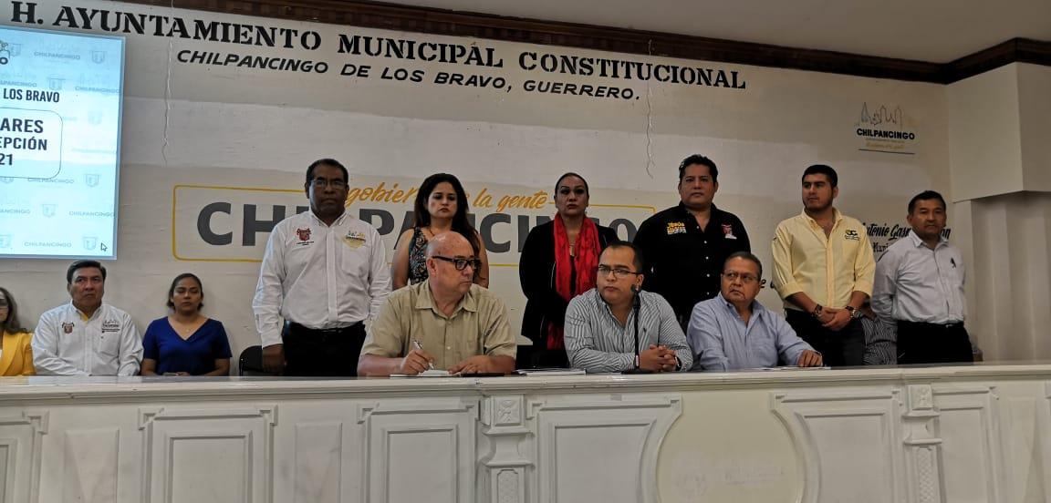 Endeudó Marco Leyva a Chilpancingo por 397 millones: contraloría municipal