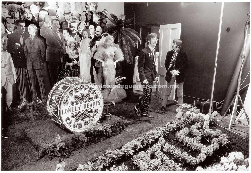 'Sargento Pimienta', de The Beatles, el mejor disco británico de la historia