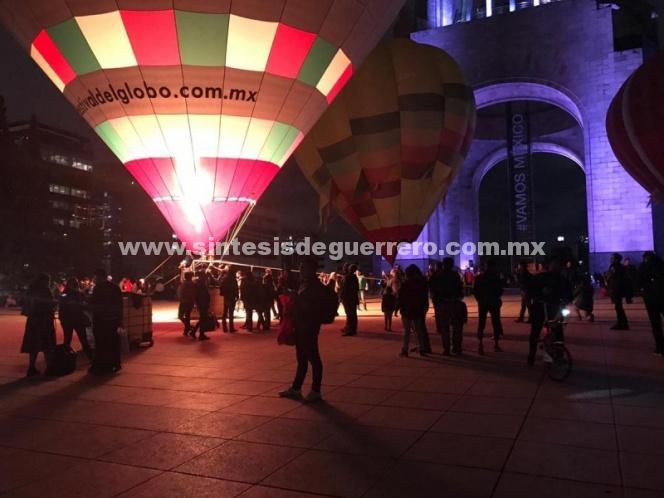 Invitan a capitalinos al Festival de Globos Aerostáticos en León