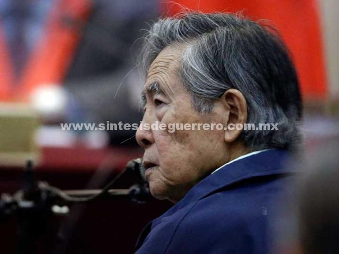 Justicia peruana anula indulto a Fujimori y ordena recaptura