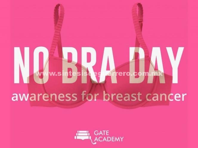 ¿Qué es el 'No Bra Day'?