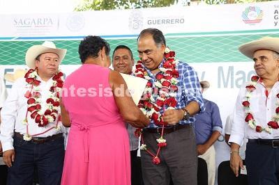 Realiza Astudillo Flores gira de trabajo por Ometepec y San Luis Acatlán