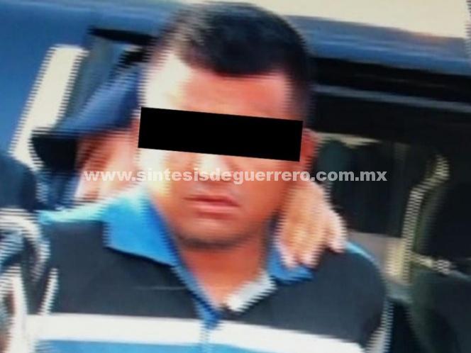 Cae Felipe Pérez Landa, presunto líder de 'Los Rojos'
