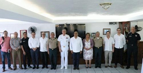 Alista el gobernador y Grupo de Coordinación Guerrero operativo de seguridad por el «Día de Muertos»