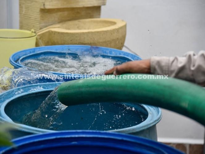 Aumentarán 15 por ciento caudal del agua antes y después del corte