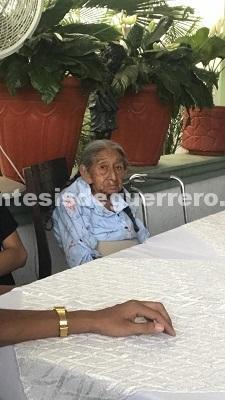 Desaparece mujer de la tercera edad en Iguala