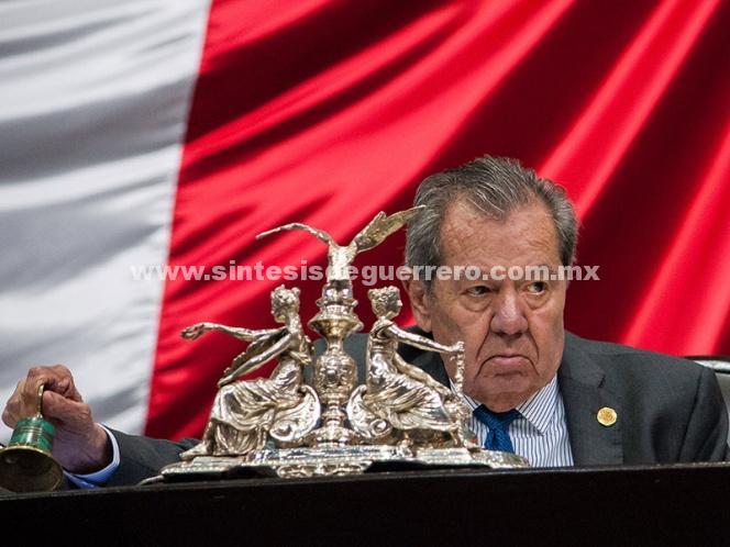 No estamos obligados a financiar consulta del NAIM: Muñoz Ledo