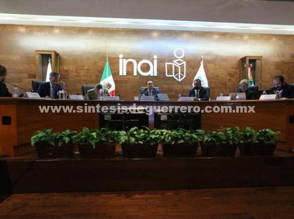 Ordena INAI a PGR hacer pública averiguación del caso Odebrecht