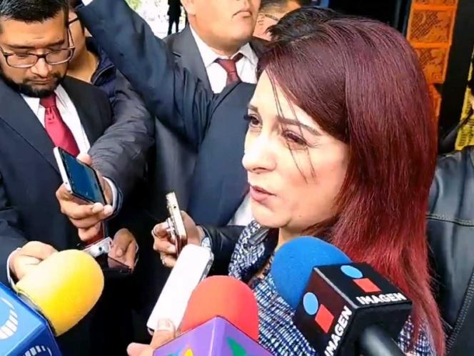 En el Senado exige exesposa de Castañón le entregue a sus 3 hijos