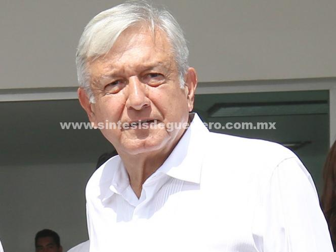 Pese a consulta, inversiones en NAIM están garantizadas: López Obrador