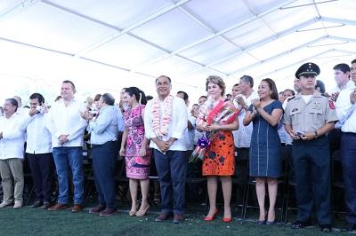Inversión histórica, obras y eventos de gran impacto se han aplicado en Costa Grande: Héctor Astudillo