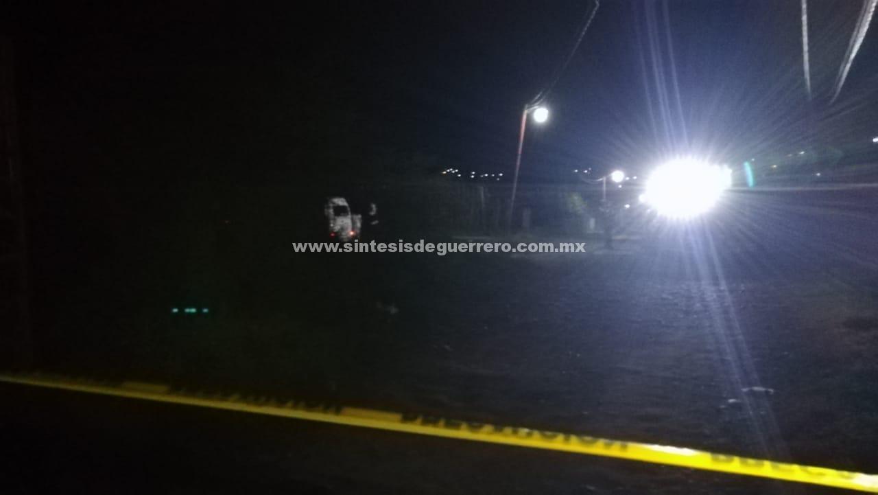 Dejan a un hombre torturado y asesinado en Iguala