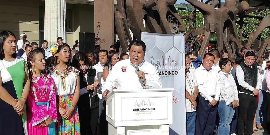 Habría hasta 300 aviadores en la nómina del Ayuntamiento de Chilpancingo, revela alcalde