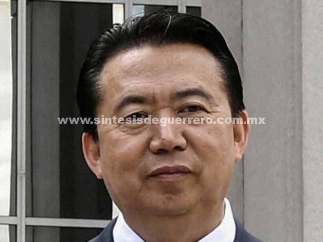 Desaparece el presidente de Interpol, el chino Hongwei Meng