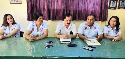 Colaboradores de MALM beneficiados con base, tienen puestos de confianza con Toño Gaspar
