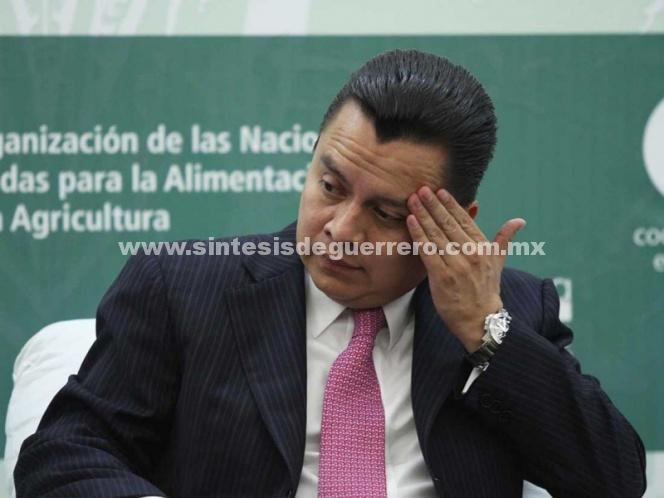 Deja Manuel Granados presidencia nacional del PRD