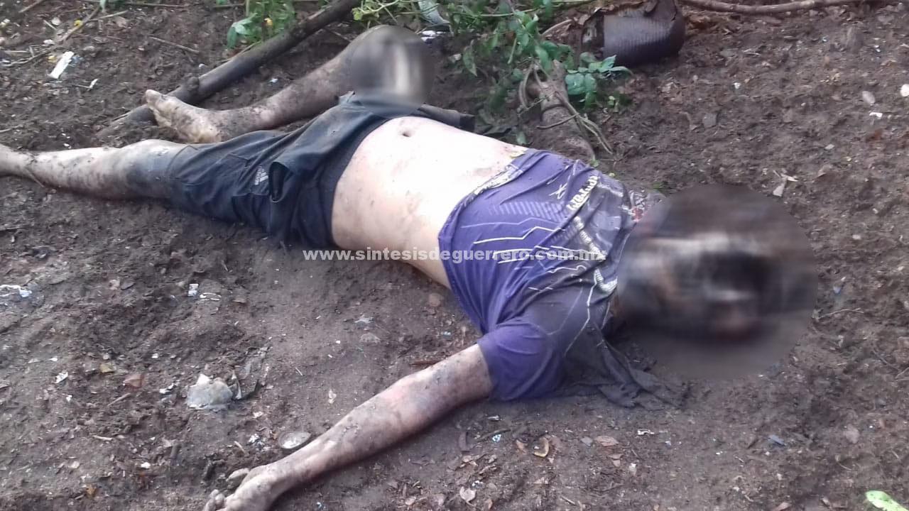 Localizan cuerpo de un hombre, con impactos de bala y devorado por los animales en Coyuca