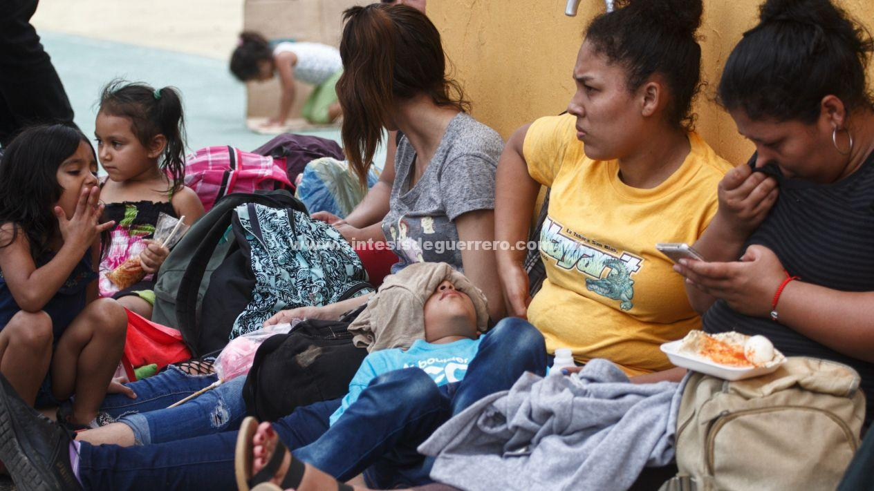 México rechaza presión de Trump por migrantes