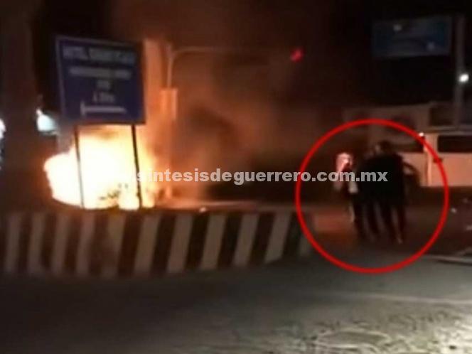 El diputado Charrez debe dar la cara por choque en Hidalgo: hermano