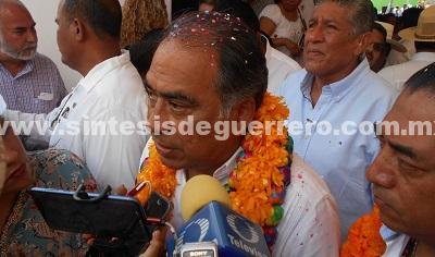 La violencia en Acapulco no es el mayor problema de Guerrero; afirma Astudillo