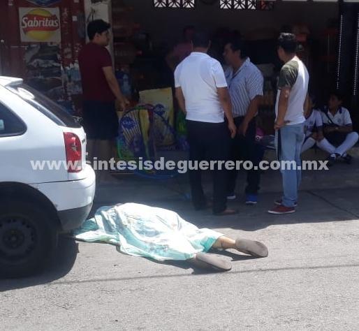 Asesinan a dos hombres en Acapulco; uno era taxista