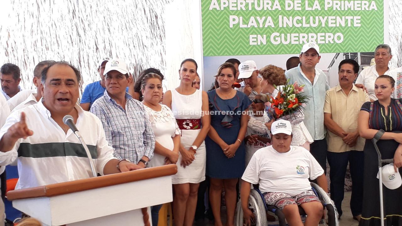 Continúa la búsqueda del alcalde electo de Cochoapa: Astudillo