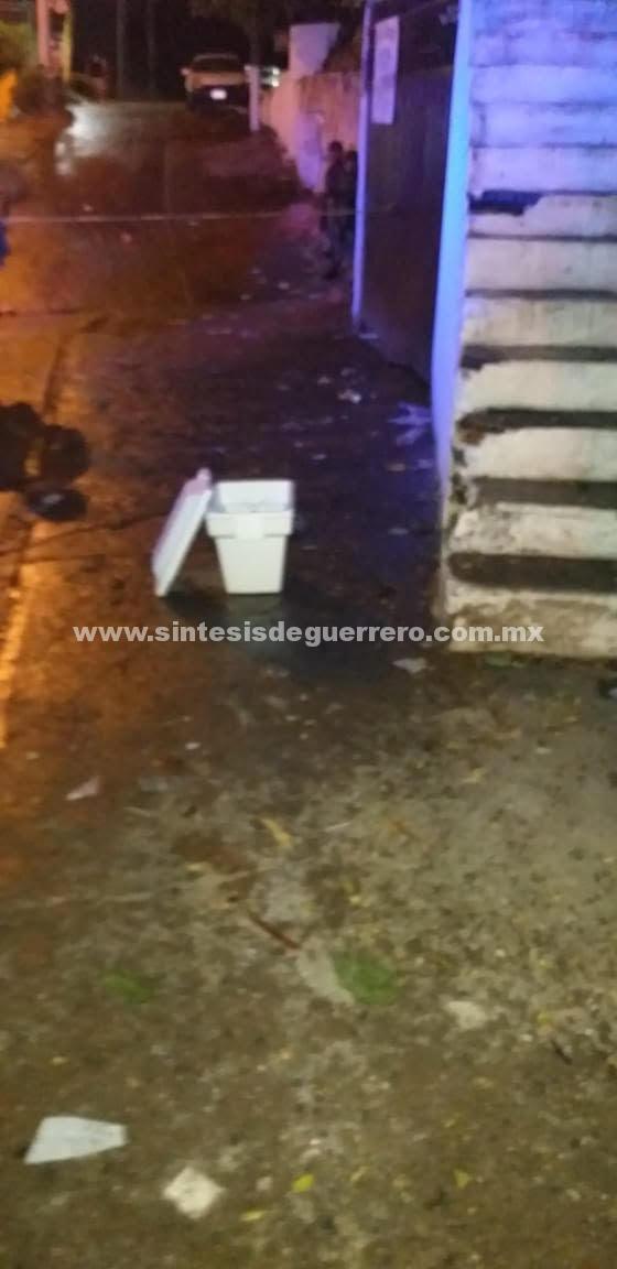 Un decapitado, un hombre desmembrado y uno más asesinado a tiros; en Acapulco