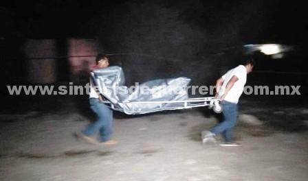 Encuentran desmembrado a un joven, en Iguala
